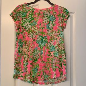 Lilly Pulitzer T-Shirt XS